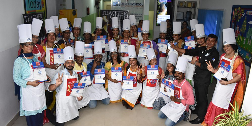 IIHM Teacher Chef Competition