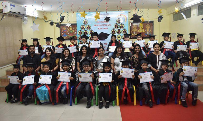 Preprimary Graduation Day 2019-20